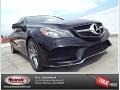 Black 2015 Mercedes-Benz E 550 Coupe