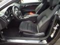 Black - E 550 Coupe Photo No. 7