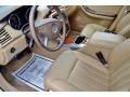 2006 R 350 4Matic Macadamia Interior