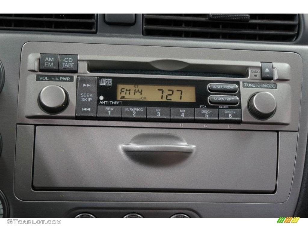 2003 honda civic hybrid sedan audio system photos. Black Bedroom Furniture Sets. Home Design Ideas
