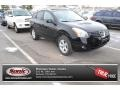Wicked Black 2009 Nissan Rogue Gallery