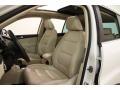 Sandstone 2011 Volkswagen Tiguan Interiors