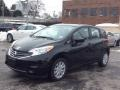 Super Black 2015 Nissan Versa Note Gallery