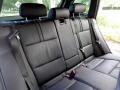 2004 BMW X3 Black Interior Rear Seat Photo