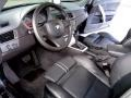 2004 BMW X3 Black Interior Interior Photo