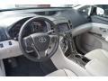 Light Gray 2014 Toyota Venza Interiors