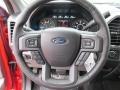 Medium Earth Gray Steering Wheel Photo for 2015 Ford F150 #101989763