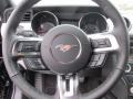 Ebony Steering Wheel Photo for 2015 Ford Mustang #101990069