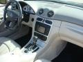 Desert Silver Metallic - CLK 55 AMG Cabriolet Photo No. 20