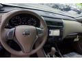 Beige 2015 Nissan Altima Interiors