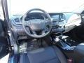 Black 2015 Kia Cadenza Interiors