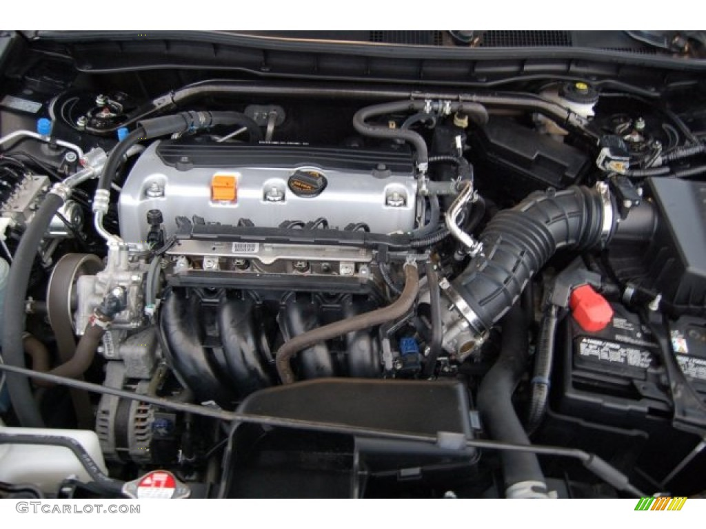 2012 Honda Accord Ex L Coupe 2 4 Liter Dohc 16 Valve I Vtec 4 Cylinder Engine Photo 102030756