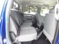 Black/Diesel Gray Rear Seat Photo for 2015 Ram 1500 #102057000