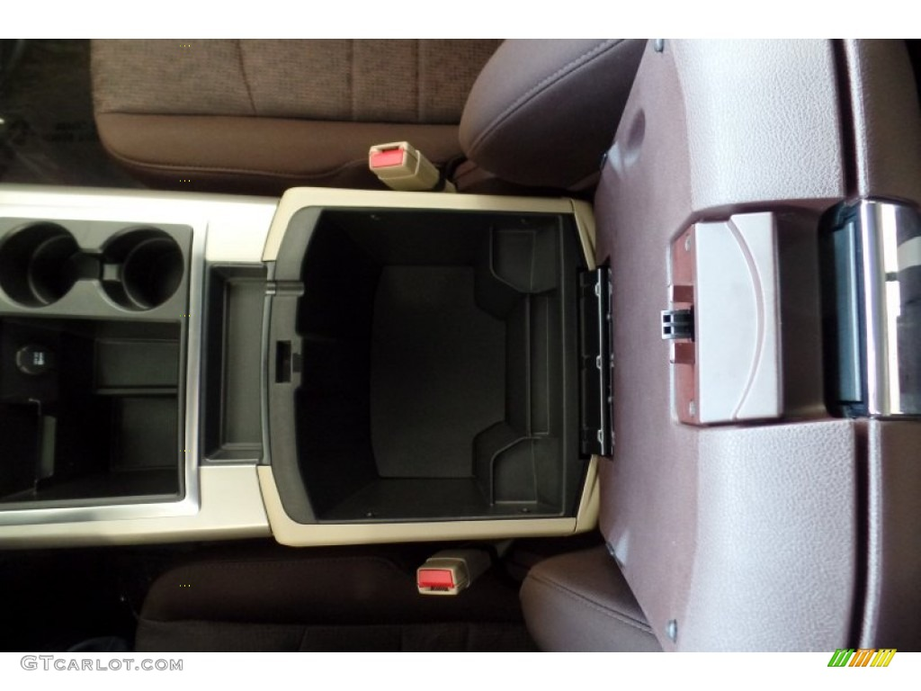 2015 1500 Big Horn Crew Cab 4x4 - Prairie Pearl / Canyon Brown/Light Frost photo #38