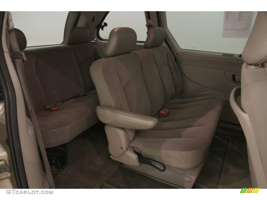2006 Dodge Caravan SE Interior Color Photos