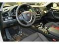 Black Prime Interior Photo for 2015 BMW X3 #102090786