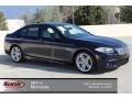 2012 Imperial Blue Metallic BMW 5 Series 550i Sedan #102080987