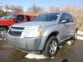 Galaxy Silver Metallic 2005 Chevrolet Equinox LS AWD
