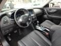 Graphite Interior Photo for 2012 Infiniti FX #102102357