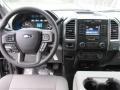 Medium Earth Gray Dashboard Photo for 2015 Ford F150 #102104038