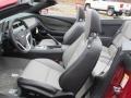 Black Interior Photo for 2015 Chevrolet Camaro #102129063