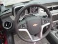 Black Steering Wheel Photo for 2015 Chevrolet Camaro #102129116