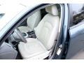 Light Gray 2010 Audi A4 Interiors