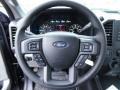 Medium Earth Gray Steering Wheel Photo for 2015 Ford F150 #102151337