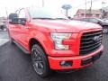 Race Red 2015 Ford F150 Gallery