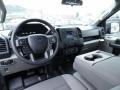 Medium Earth Gray Prime Interior Photo for 2015 Ford F150 #102153344