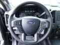Medium Earth Gray Steering Wheel Photo for 2015 Ford F150 #102153404