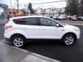 2015 Oxford White Ford Escape SE  photo #7