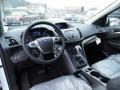 Charcoal Black 2015 Ford Escape Interiors