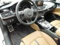 2015 RS 7 Black Perforated Valcona Interior