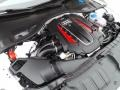 2015 RS 7 4.0 TFSI quattro 4.0 Liter TSFI Turbocharged DOHC 32-Valve VVT V8 Engine