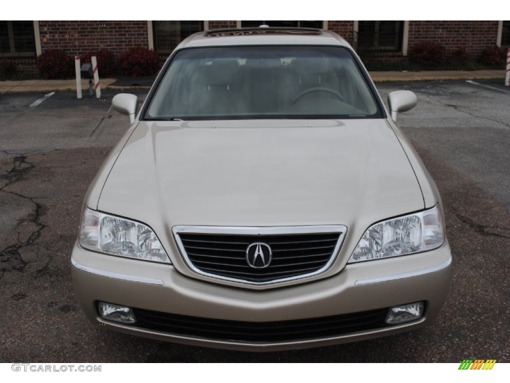 champagne mist pearl 2004 acura rl 3 5 exterior photo. Black Bedroom Furniture Sets. Home Design Ideas