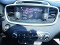 Controls of 2016 Sorento SX V6 AWD