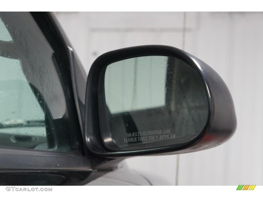 2003 Dakota Regular Cab 4x4 - Black / Dark Slate Gray photo #41