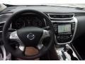 2015 Nissan Murano Mocha Interior Dashboard Photo