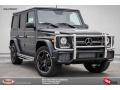 designo Magno Night Black 2015 Mercedes-Benz G 63 AMG