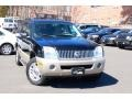 Black Clearcoat 2004 Mercury Mountaineer V8 AWD