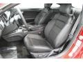 Ebony Front Seat Photo for 2015 Ford Mustang #102187442