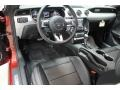 Ebony Interior Photo for 2015 Ford Mustang #102187448