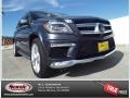 Steel Grey Metallic 2015 Mercedes-Benz GL 550 4Matic