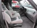 Front Seat of 2003 F150 SVT Lightning