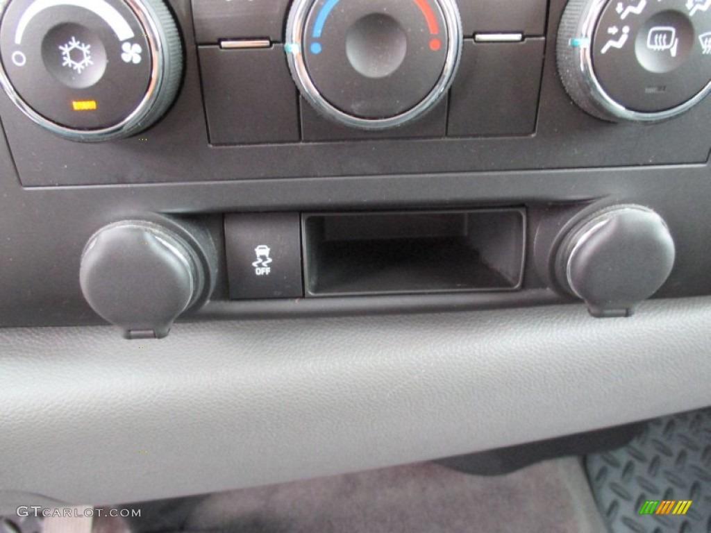 2013 Silverado 1500 LS Extended Cab 4x4 - Deep Ruby Metallic / Ebony photo #27