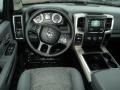 Black/Diesel Gray Interior Photo for 2015 Ram 1500 #102201614