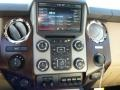 2015 Ford F250 Super Duty Adobe Interior Controls Photo