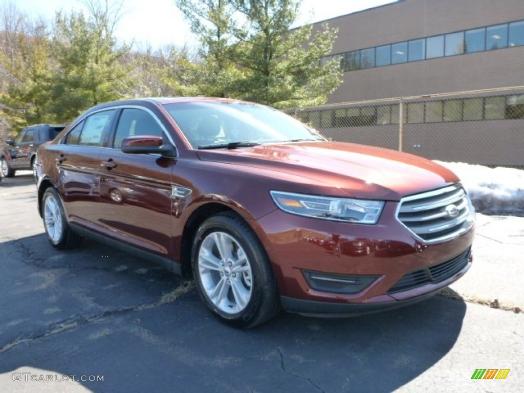 2015 Bronze Fire Metallic Ford Taurus SEL AWD 102189946