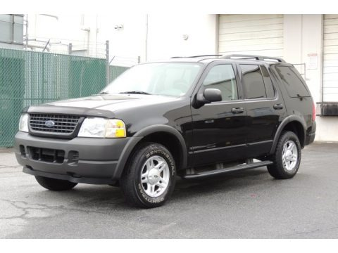 2003 Ford Explorer XLS 4x4 Data, Info and Specs